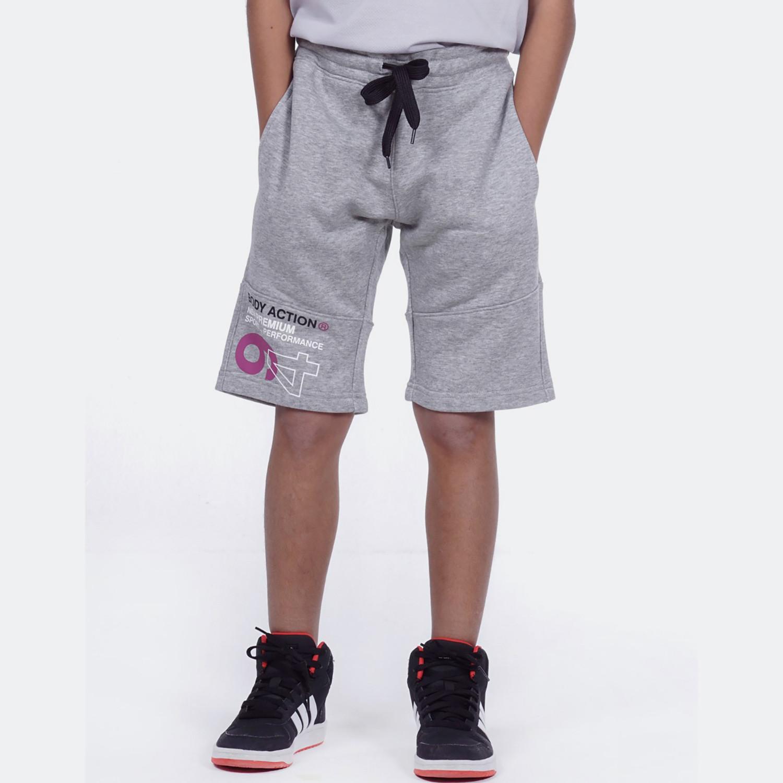 Body Action Boys Classic Bermuda Shorts (9000050107_1892)