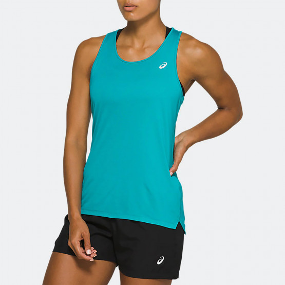 Asics Women's Silver Tank Top
