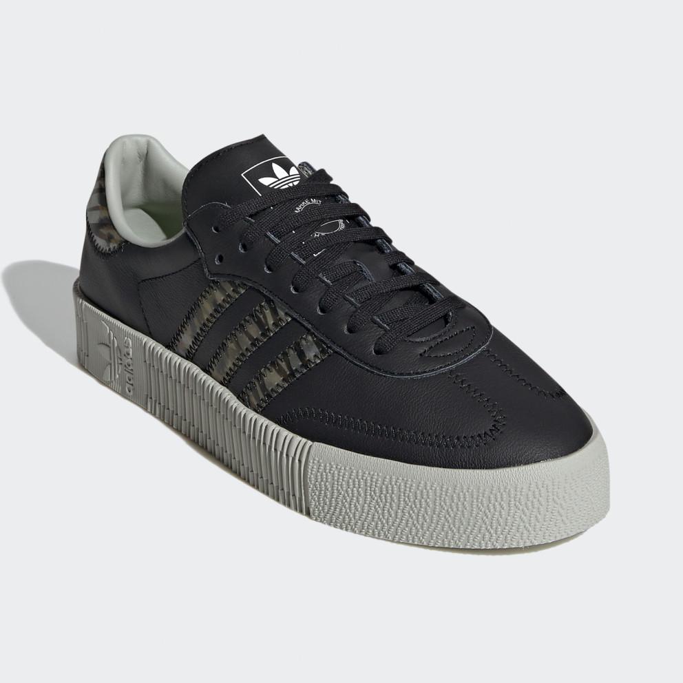 adidas Originals Sambarose Platform Shoes