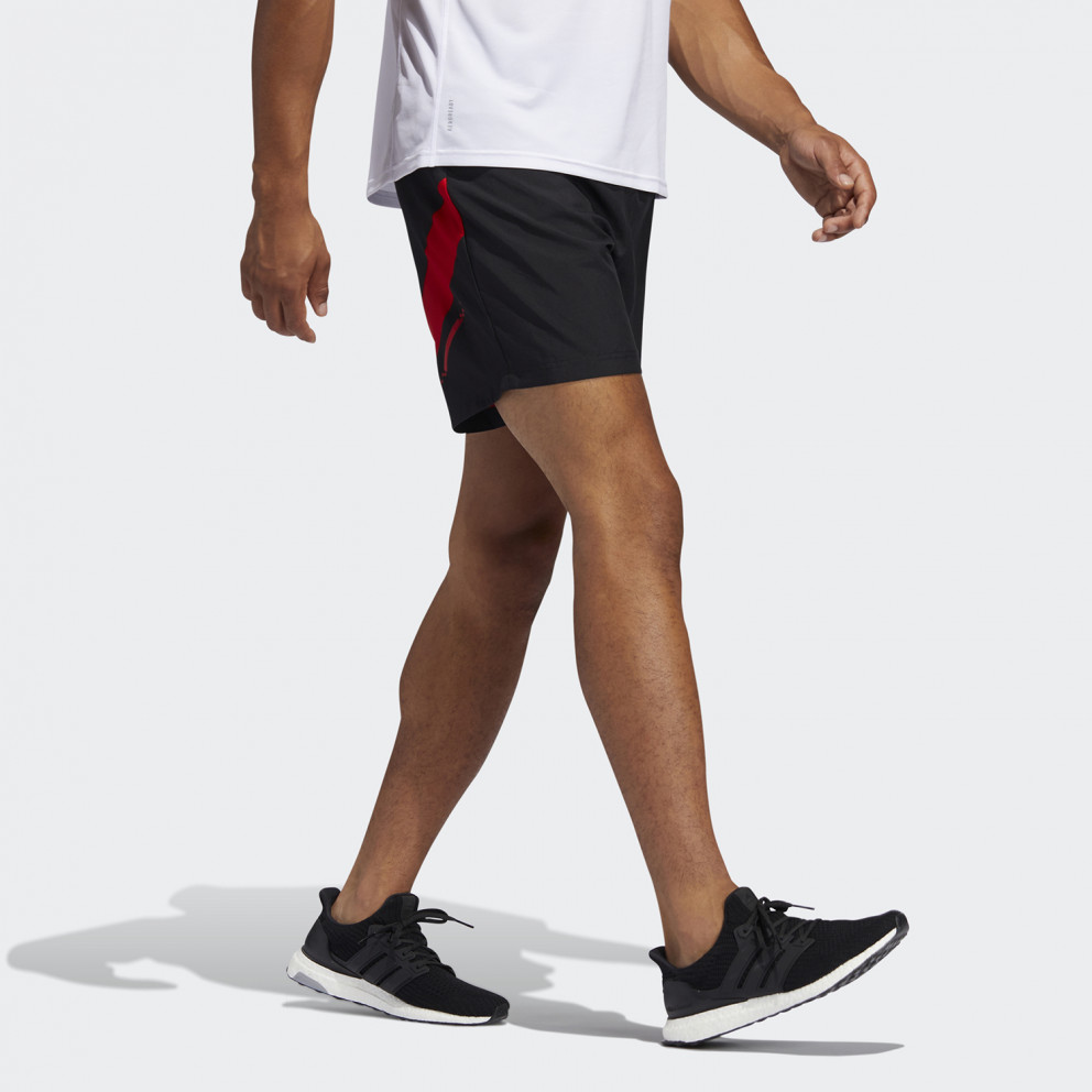 adidas Own The Run Shorts 7""