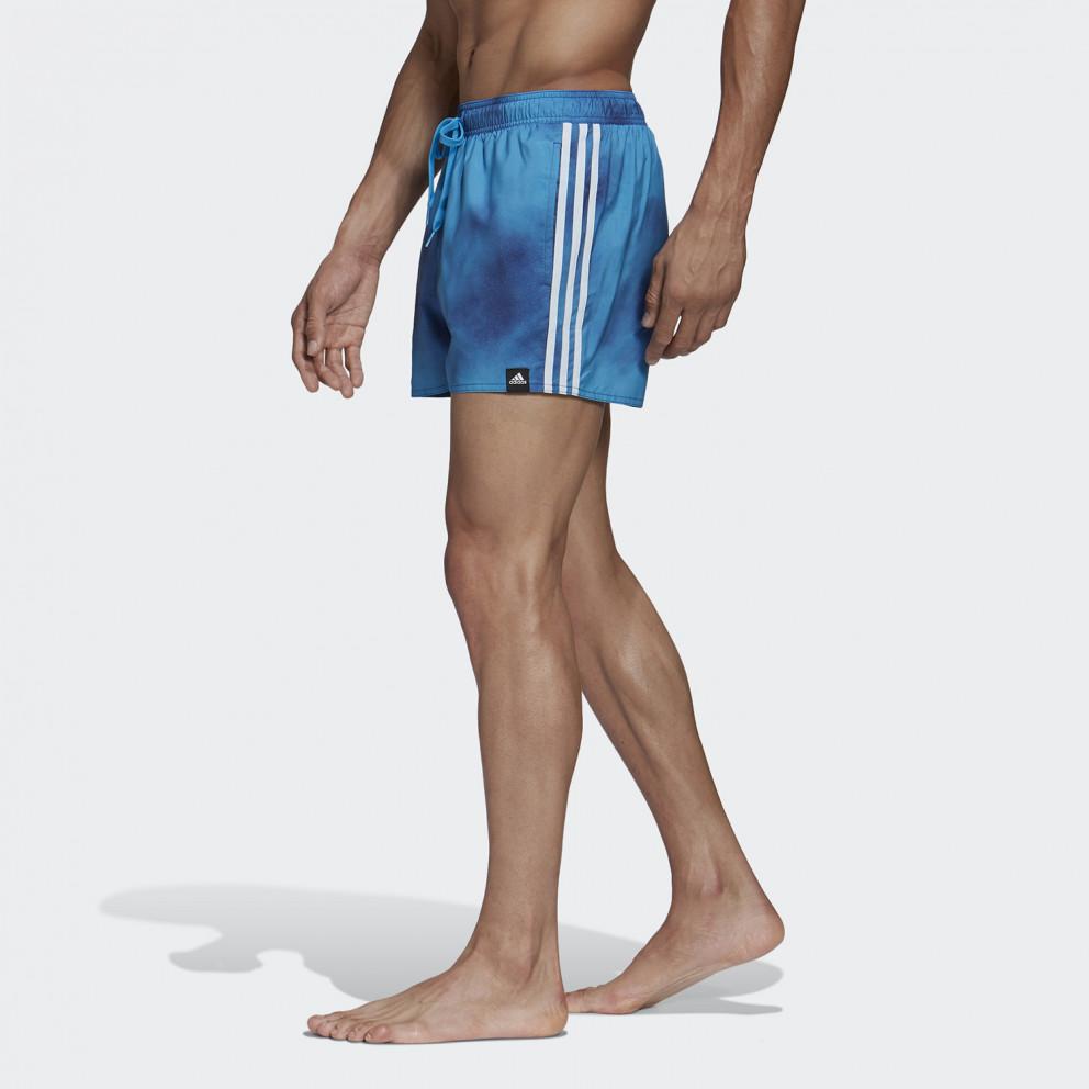 adidas Performance 3-Stripes Fade CLX Men's Swim Shorts