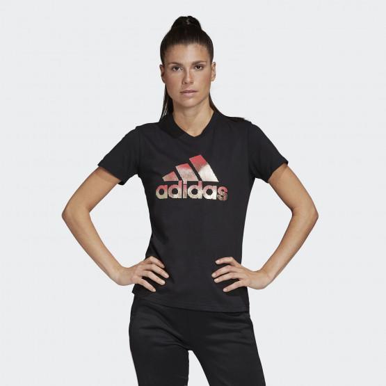 adidas Performance Badge Sport Foil Women's Tee