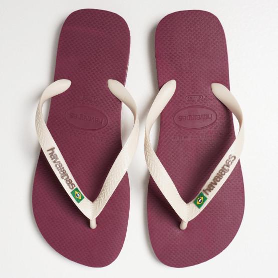 Havaianas Brasil Logo Women's Flip Flops