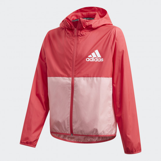 adidas Performance Must Haves Windbreaker Παιδικό Μπουφάν