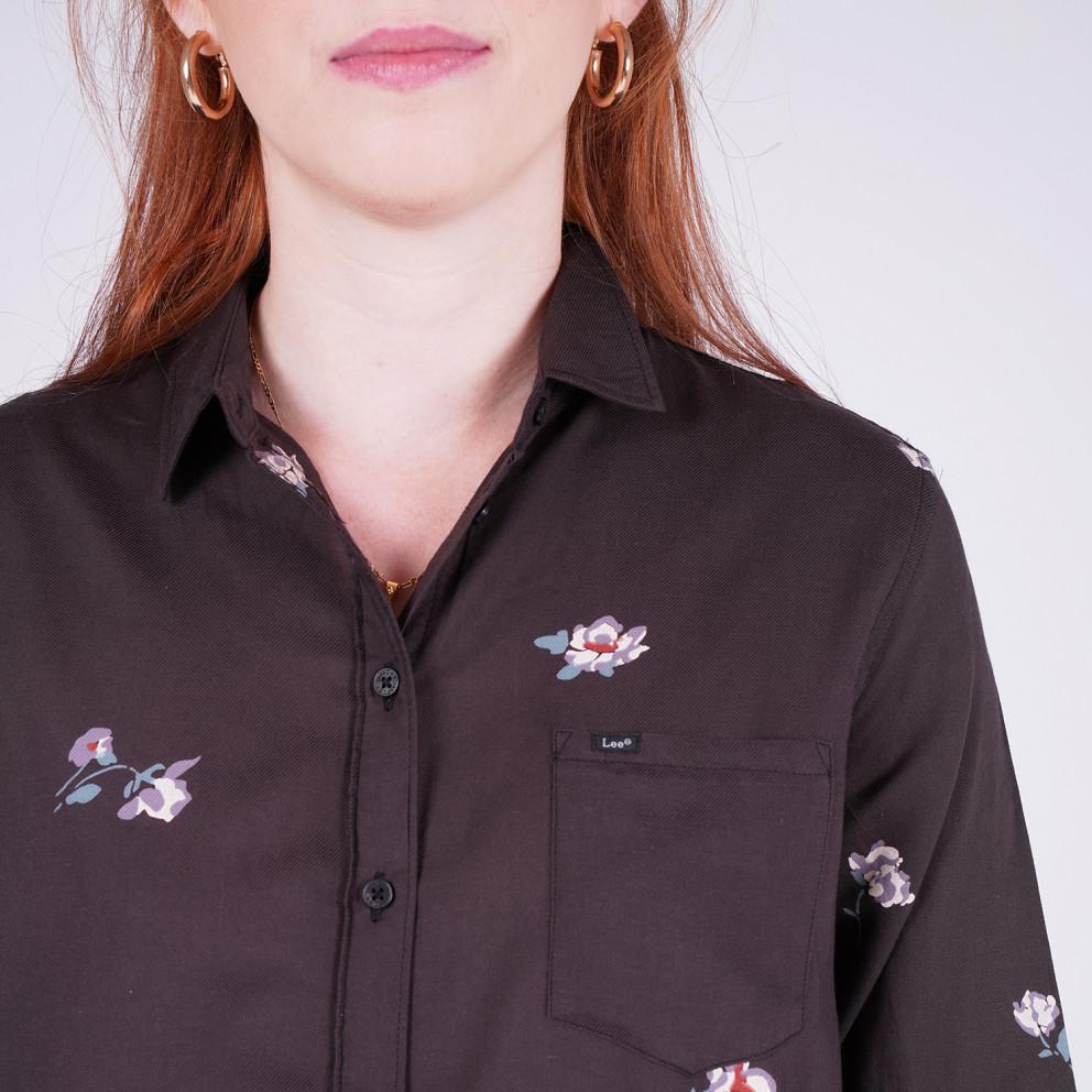 Lee One Pocket Shirt Faded Black