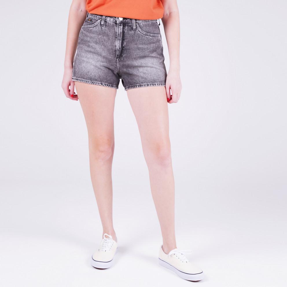 Lee Thelma Short Grey Sarandon Woman Shorts