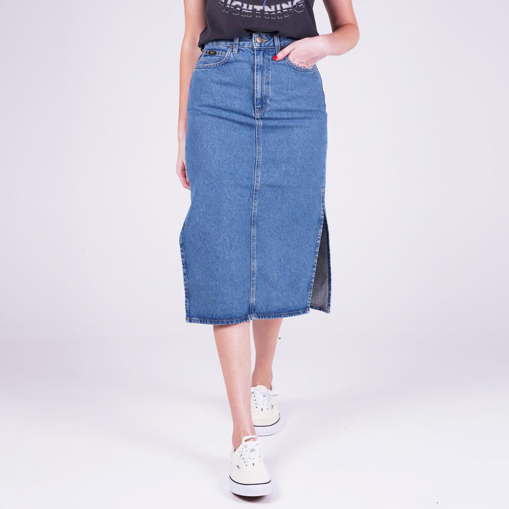 Lee Thelma Skirt Clean Callie