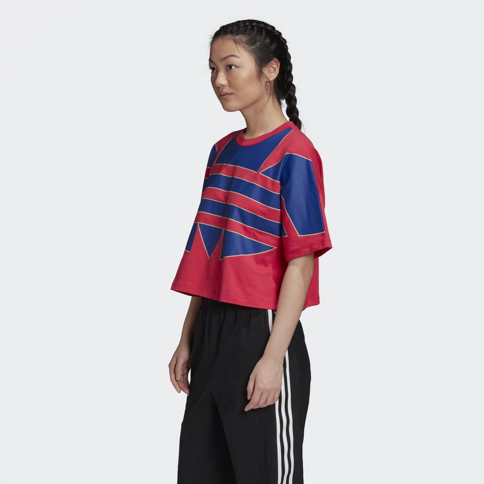 adidas Originals Adicolor Large Logo Women's T-Shirt