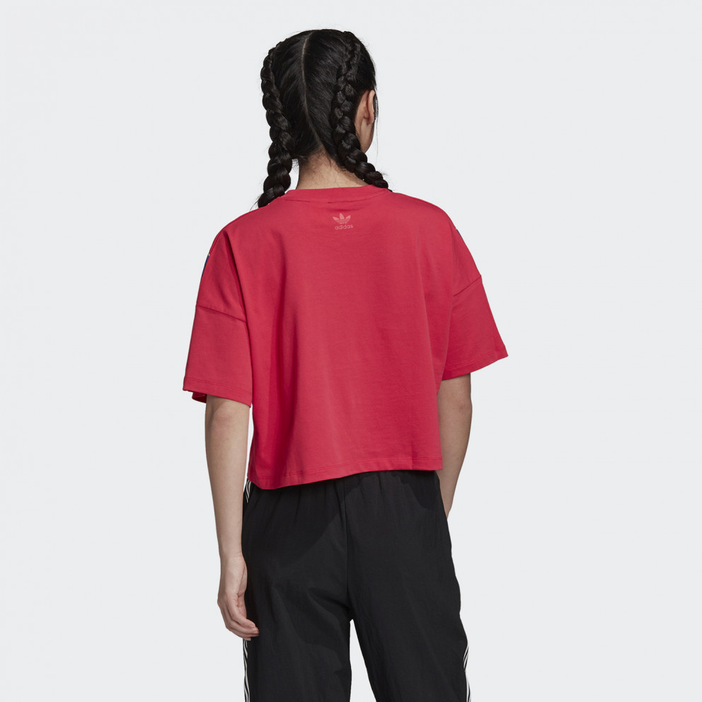 adidas Originals Adicolor Large Logo Women's T-Shirt