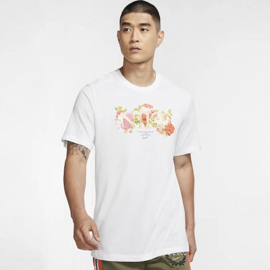 Nike Dri-FIT Elite T-Shirt Floral Ανδρική Μπλούζα