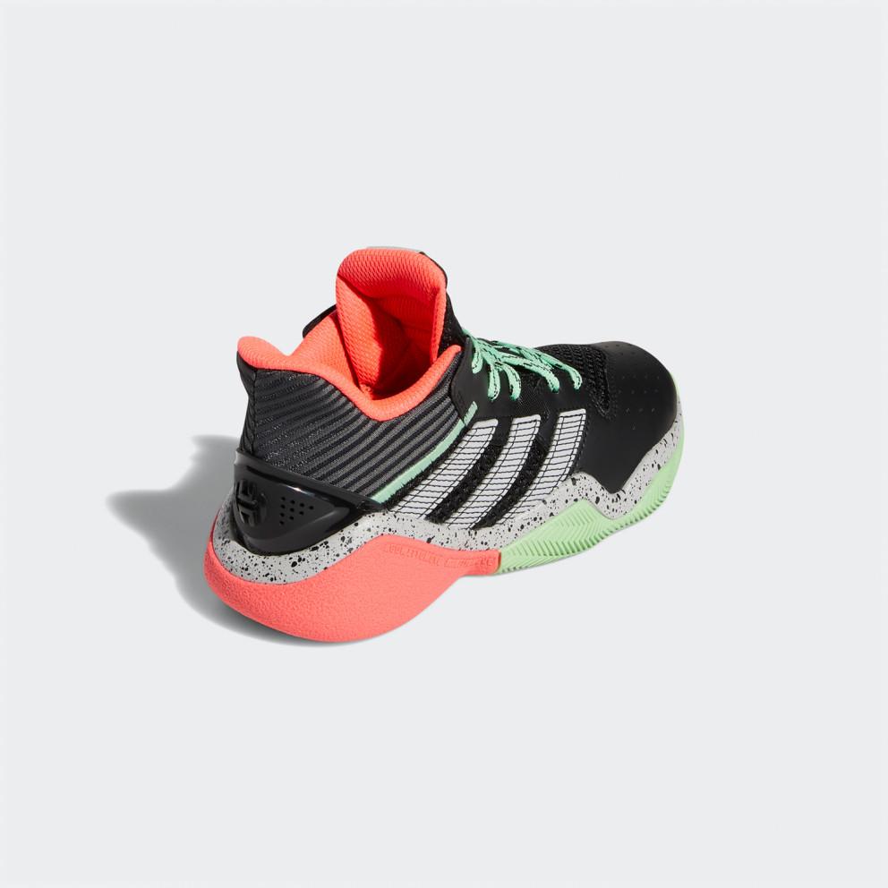 adidas Harden Stepback Kids' Basketball Shoes