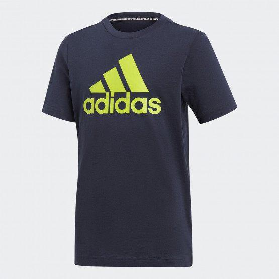 adidas Performance Must Haves Badge Of Sport Παιδική Μπλούζα
