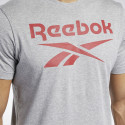 Reebok Sport Graphic Series Stacked Tee