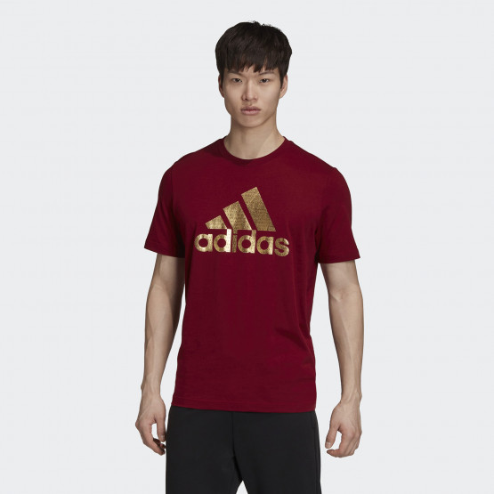 adidas Performance Athletics Graphic Ανδρική Μπλούζα