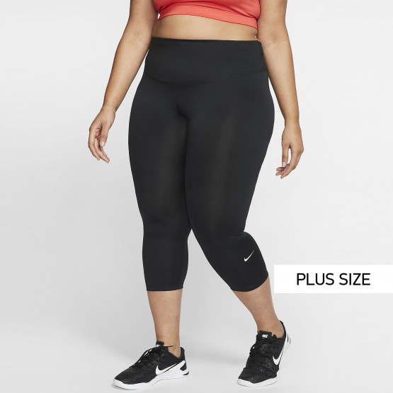 Nike One Crop Plus Size Women's Tights