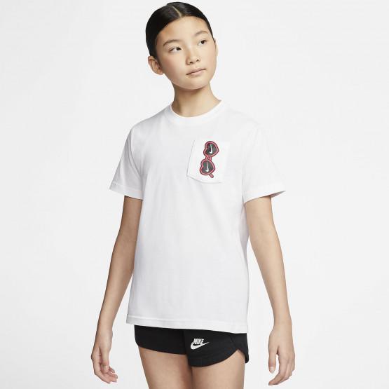 Nike Sportswear Older Παιδικό Μπλουζάκι