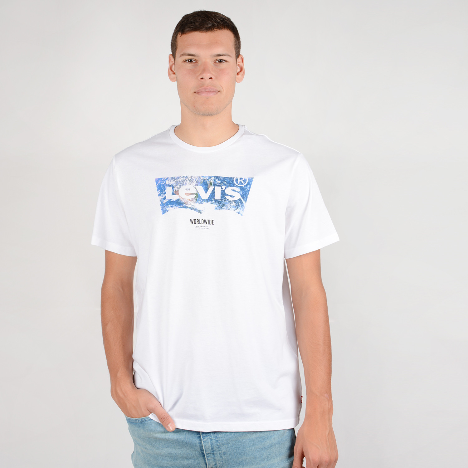 Levis Housemark Graphic Ανδρικό T-shirt (9000048397_26106)