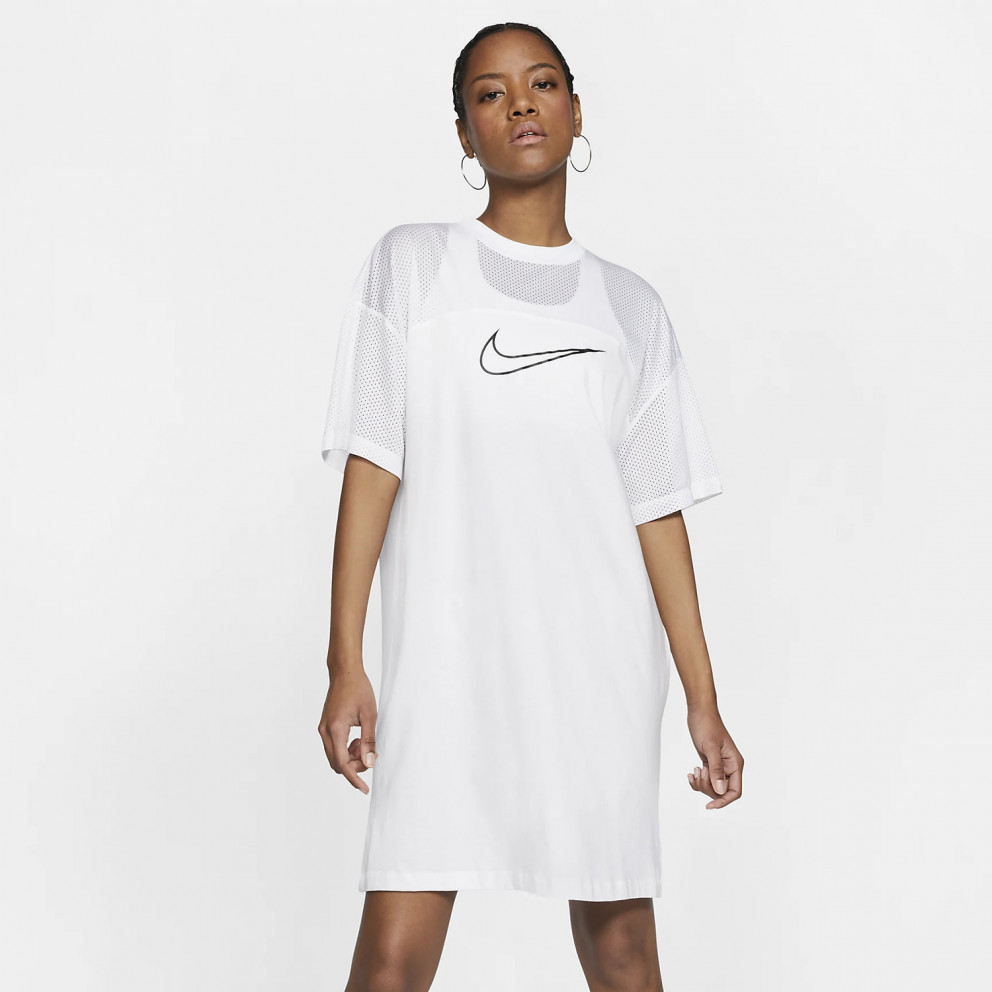 Nike Sportwear Mesh Γυναικείο Φόρεμα