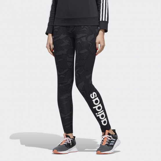 adidas Performance Essentials Allover Print Γυναικείο Κολάν