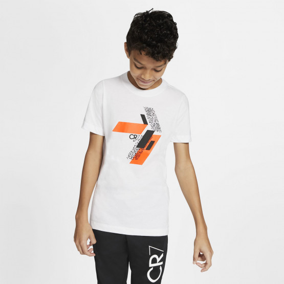 Nike Older Football CR7 Kids'  T-Shirt