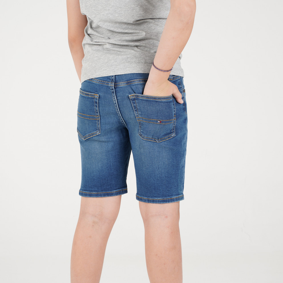 Tommy Jeans REY RLXD TAPERED SHORT OCFMBST