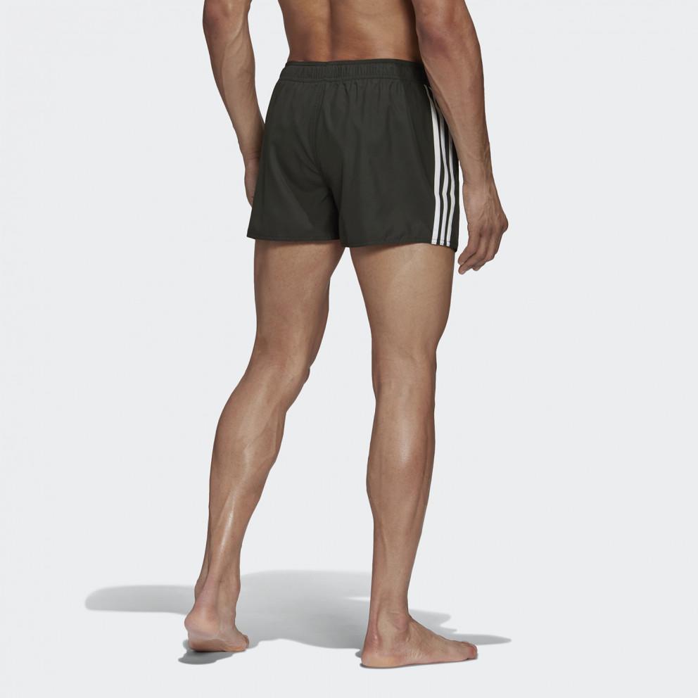 adidas Performance 3-Stripes Clx Swim Men's Shorts