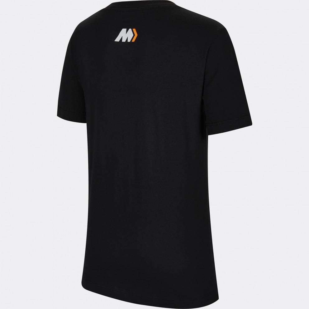 Nike Older Football CR7 Kids'  T-Shirt