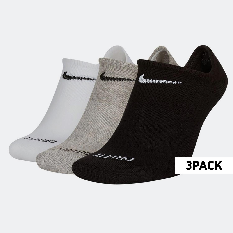 Nike Everyday Plus Cushioned 3-Pack Unisex Κάλτσες (9000061476_20432)