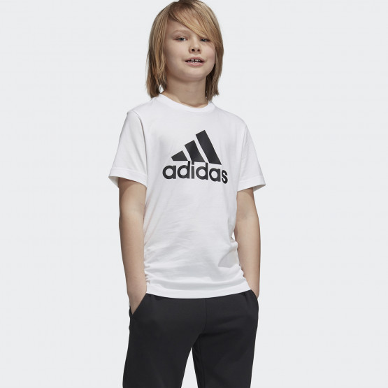 adidas Performance Must Haves Badge Of Sport Kids' T-Shirt