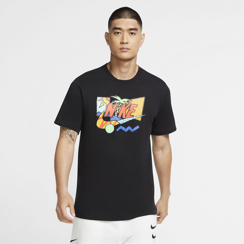 Nike Summer Futura Ανδρική Μπλούζα (9000055368_1469)