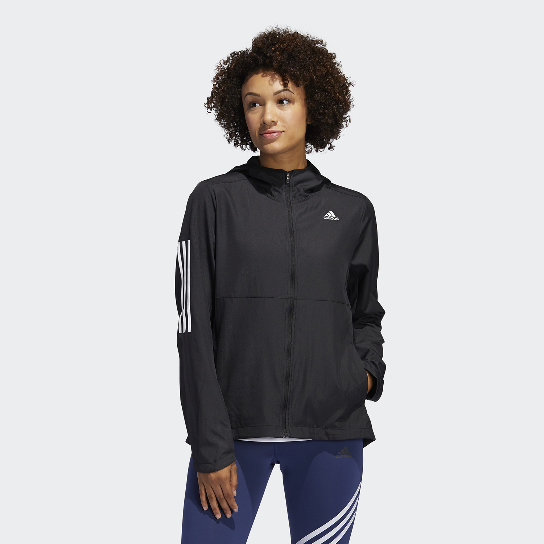 adidas Performance Own The Run Γυναικεία Αντιανεμική Ζακέτα (9000058799_1469)