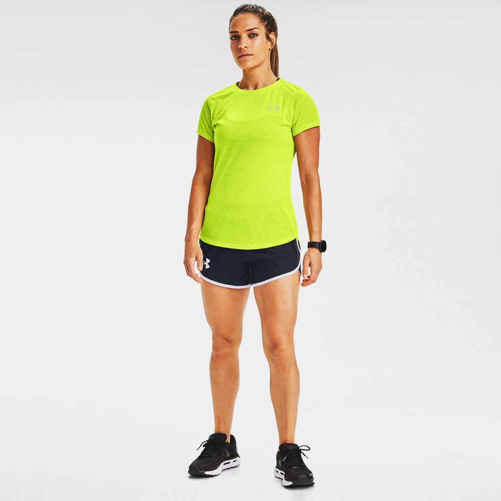Under Armour Women's Fly By 2.0 Stunner Shorts