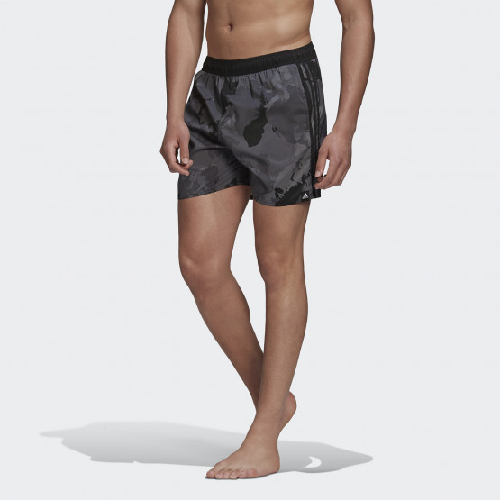 adidas Performance Short Length Camouflage Ανδρικό Σορτς Μαγιό