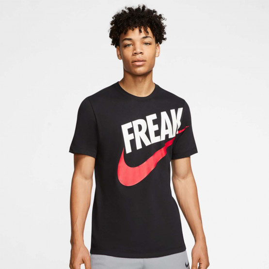 "Nike Dri-FIT Giannis ""Freak"" Men's Tee For Basket"