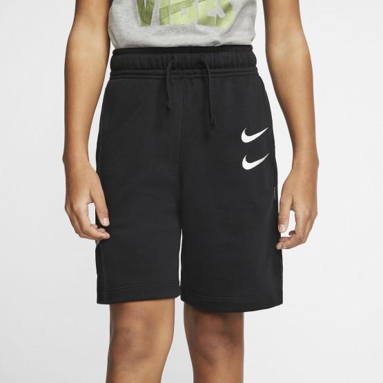 Nike Sportswear Older Kids' French Terry Shorts