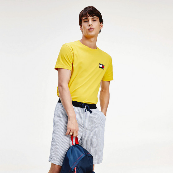 Tommy Jeans Badge Ανδρική Μπλούζα