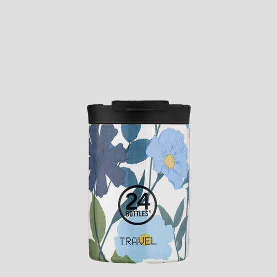 24Bottles Travel Tumbler Morning Glory Ανοξείδωτο Ποτήρι Θερμός 350 ml