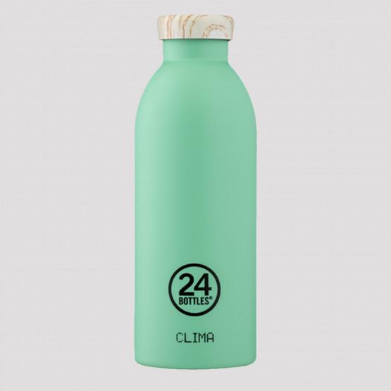 24Bottles Clima Mint Ανοξείδωτο Μπουκάλι 500 ml
