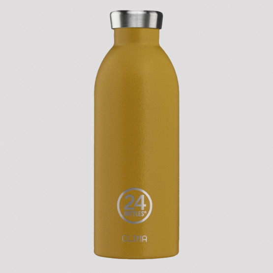 24Bottles Clima Safari Khaki Steel Bottle 500 ml