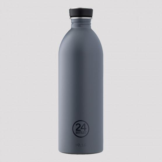 24Bottles Urban Formal Grey Ανοξείδωτο Μπουκάλι 1L