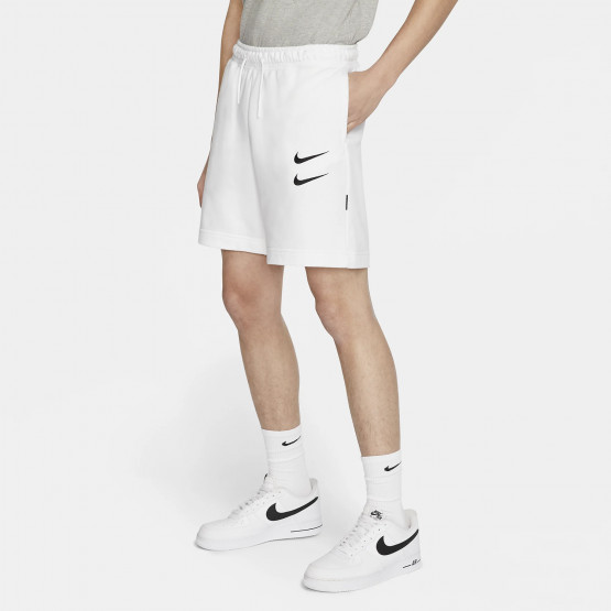 Nike Sportswear Swoosh French Terry Ανδρικό Σορτς