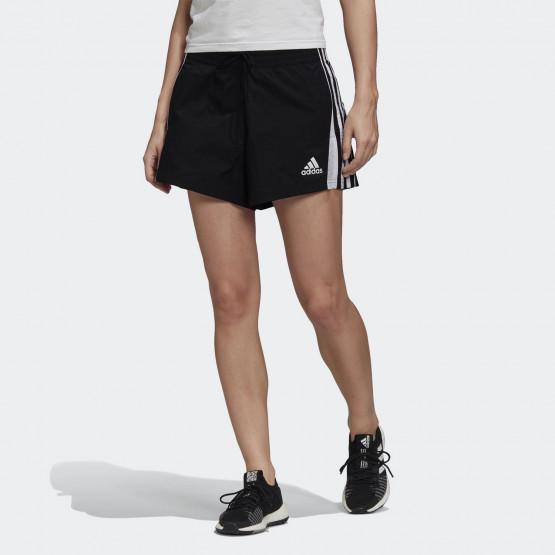adidas Performance Colorblocked 3-Stripes Women's Shorts