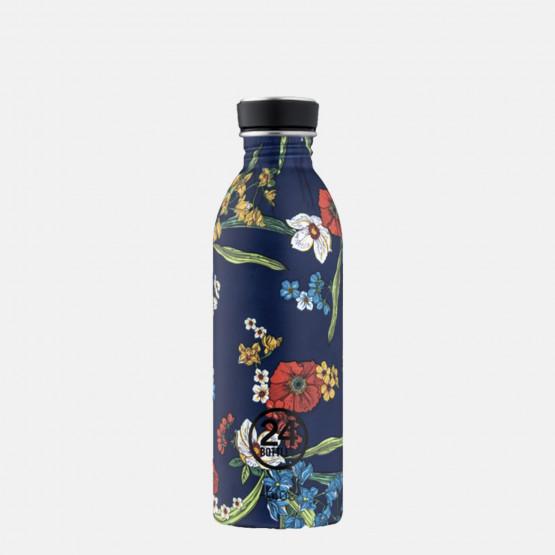 24Bottles Urban Denim Bouquet Ανοξείδωτο Μπουκάλι 500ml