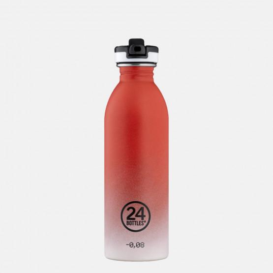 24Bottles Urban Coral Pulse Ανοξείδωτο Μπουκάλι 500ml