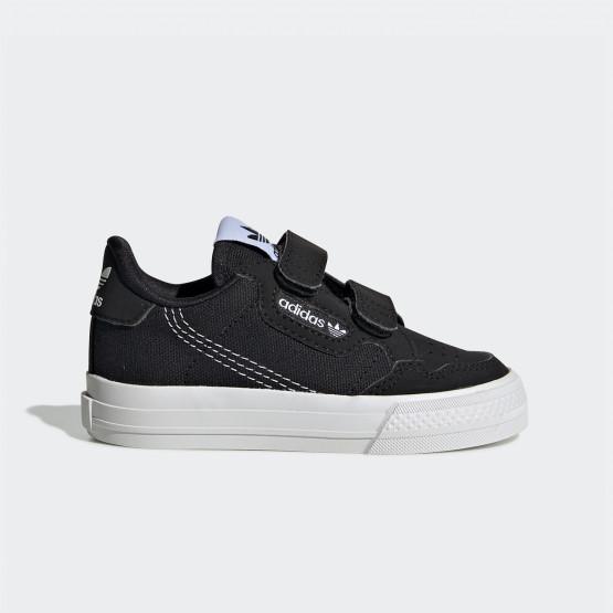 adidas Originals Continental Vulc Toddlers' Shoes