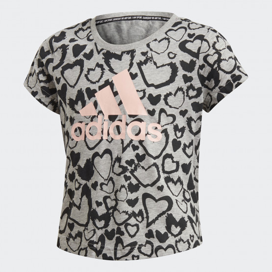 adidas Must Haves Graphic Kid's T-shirt