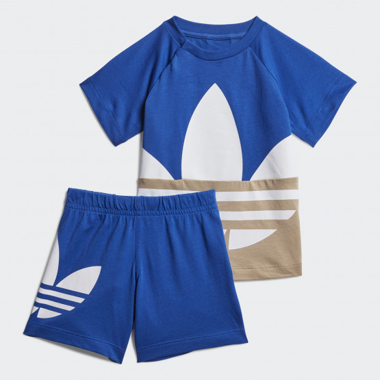 adidas Originals Large Trefoil Kid's Set