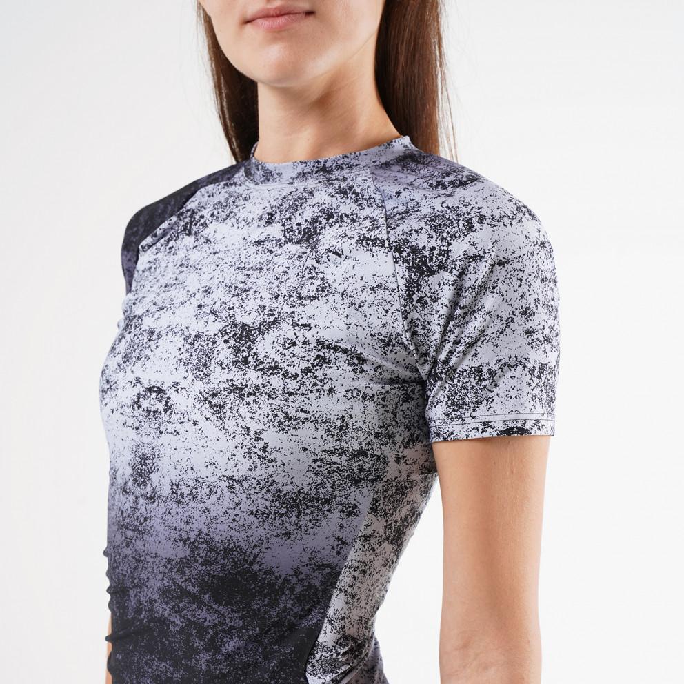 O'Neill Active Print Skin Women's Short-Sleeve Shirt