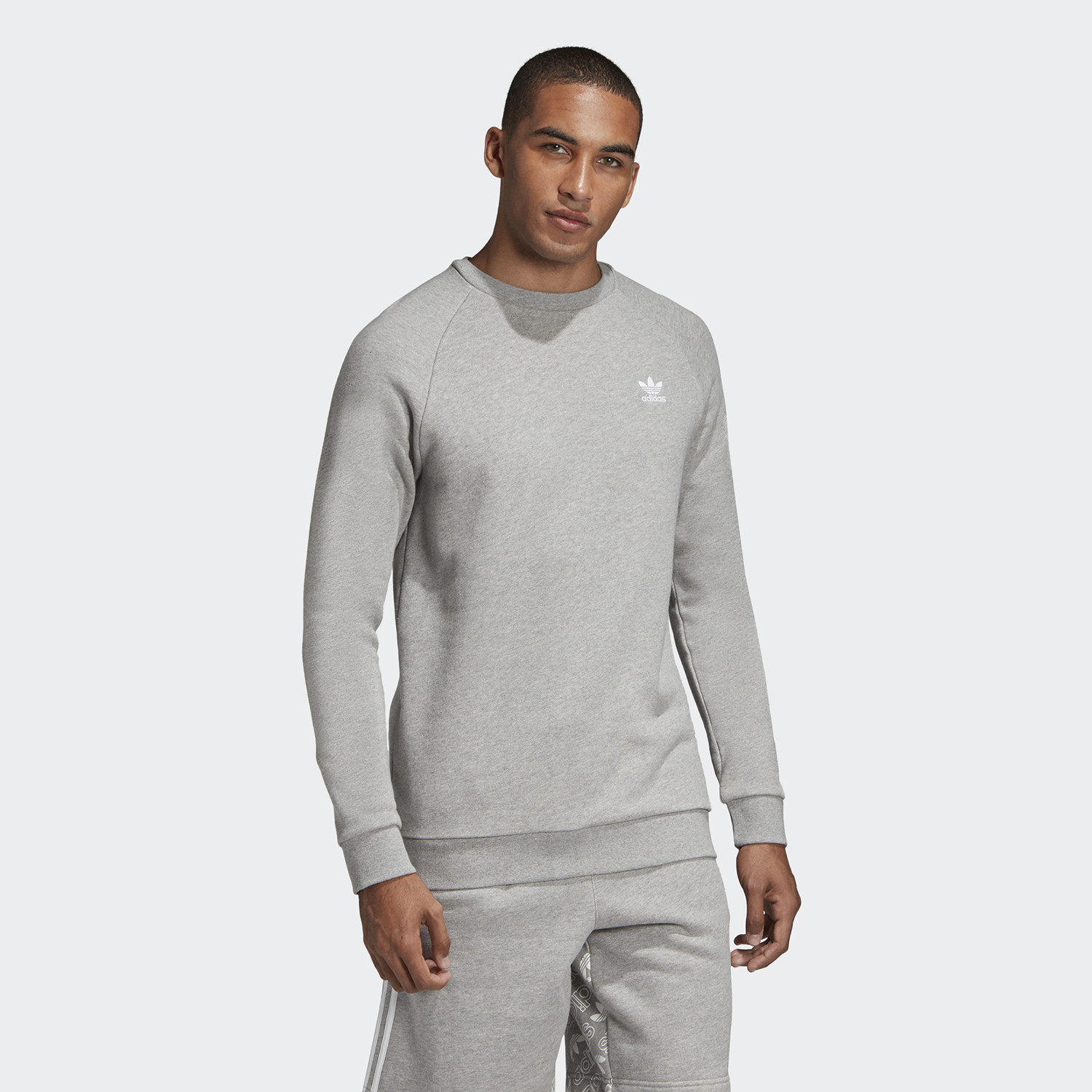 adidas Originals Essential Crew Ανδρικό Φούτερ (9000058716_7747)