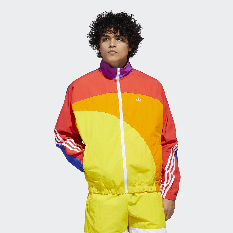 adidas Originals Pride Off Centre Ανδρικό Μπουφάν (9000059059_7766)